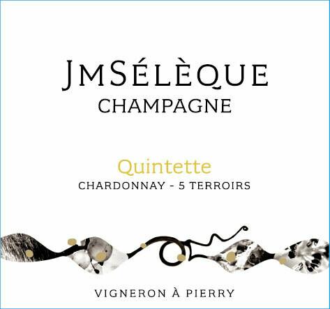 J.M. Seleque Le Quintette 5 Terroirs Blanc de Blancs Extra Brut