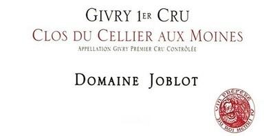 Joblot Givry Clos du Cellier Aux Moines 2015