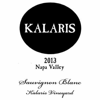 Kalaris Sauvignon Blanc 2013