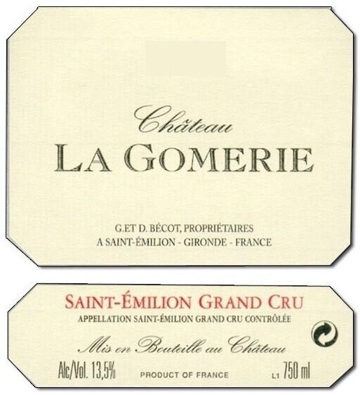 La Gomerie 2008