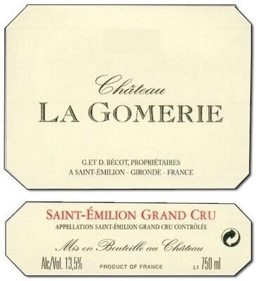 La Gomerie 1999
