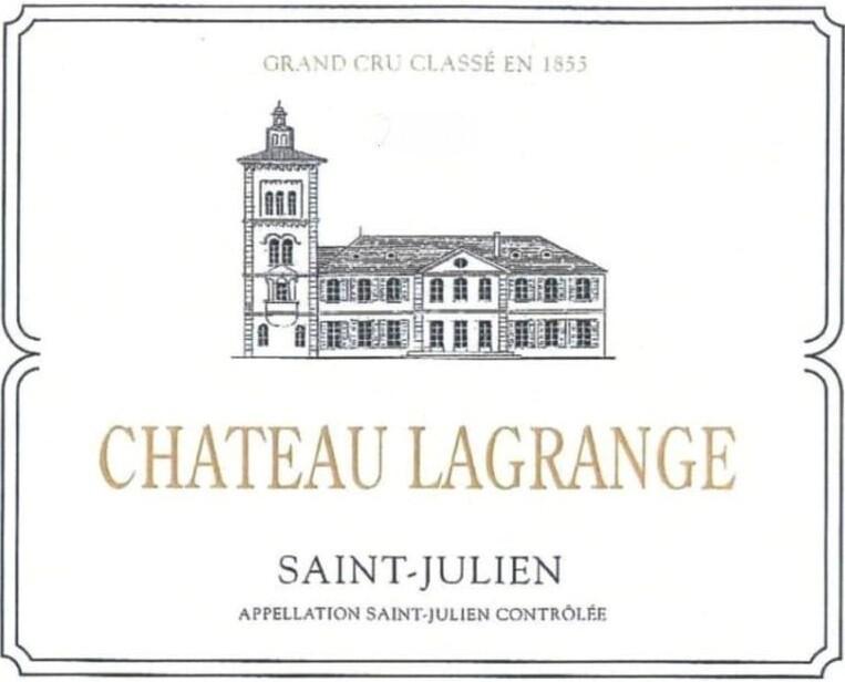 Lagrange (St. Julien) 1996