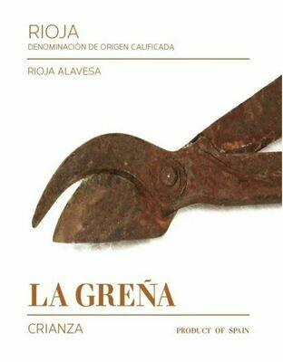 La Grena Crianza 2011