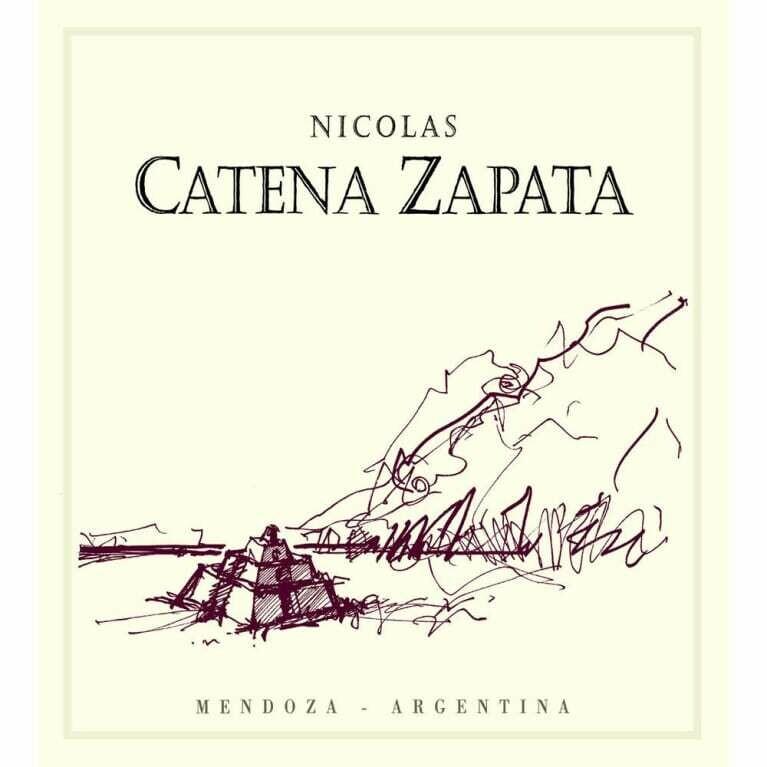 Catena Zapata Nicolas 2015 [96pts JS]