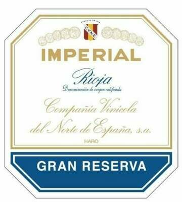 CVNE Imperial Gran Reserva 2011 [97pts WE]