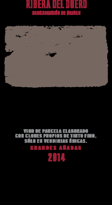 Pago de Carraovejas Cuesta de las Liebres 2014
