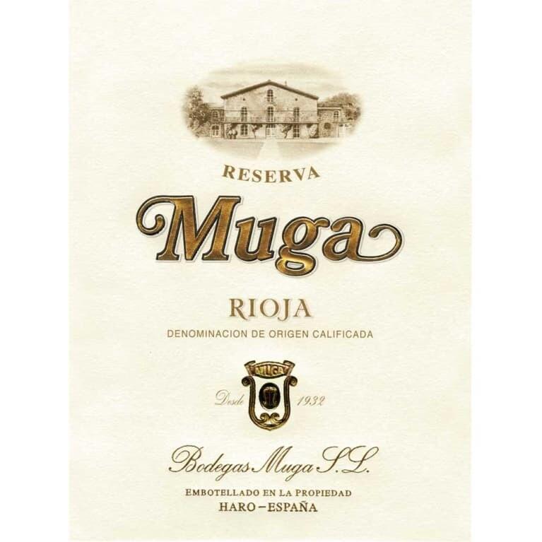 Bodegas Muga Reserva 2014