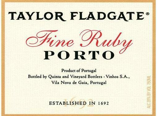 Taylor Fladgate Ruby Port