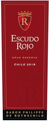 Escudo Rojo Gran Reserva 2018
