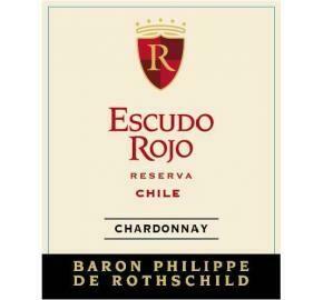Escudo Rojo Chardonnay Reserva 2018