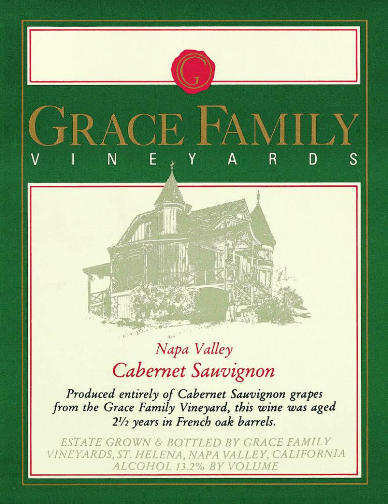 Grace Family Cabernet Sauvignon 2006