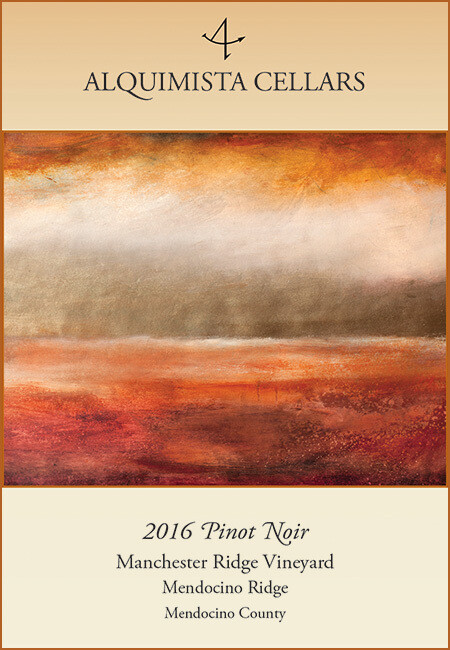 Alquimista Pinot Noir Manchester Ridge 2016