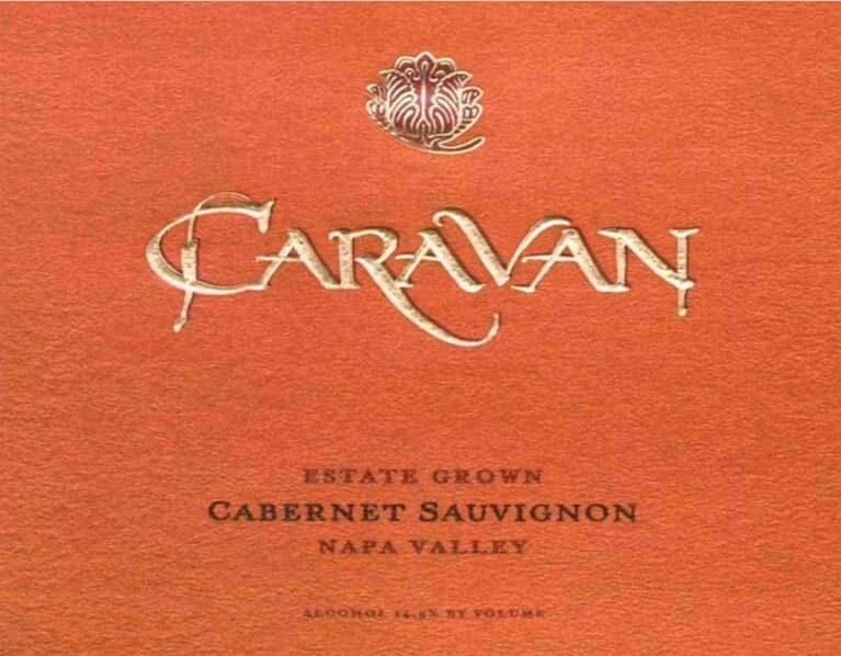 Darioush Cabernet Sauvignon Caravan 2016