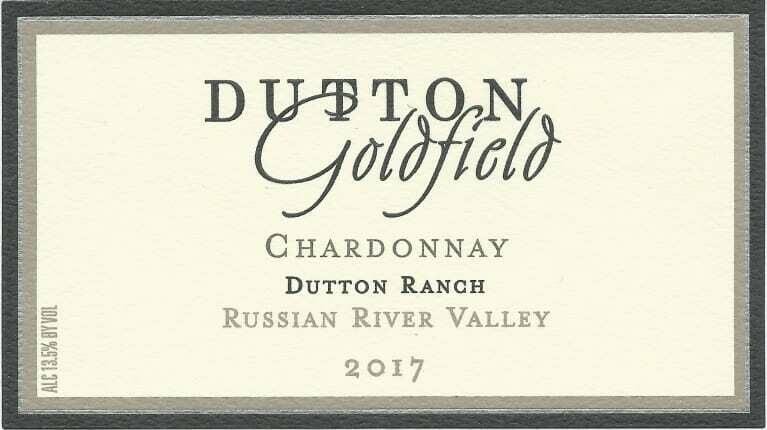 Dutton Goldfield Chardonnay Dutton Ranch 2017