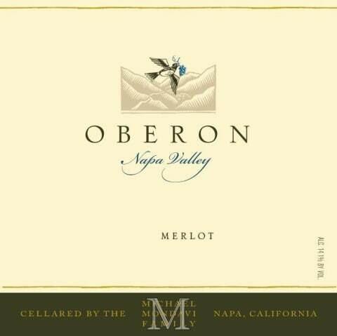 Oberon Merlot 2017