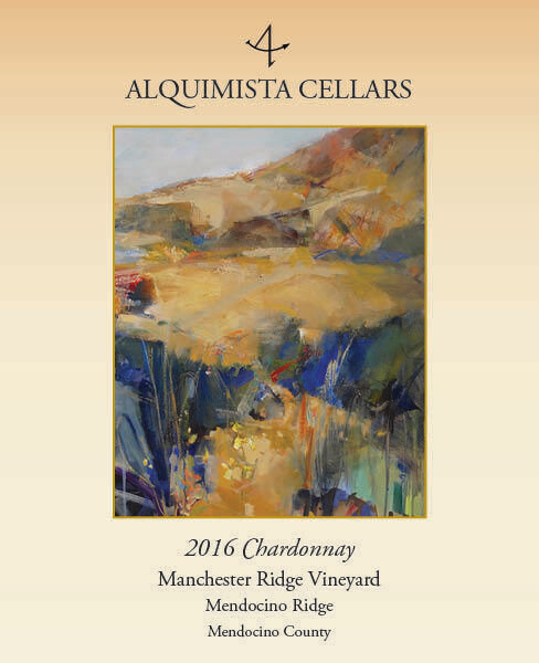 Alquimista Chardonnay Manchester Ridge 2016