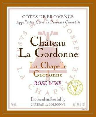 La Gordonne La Chapelle Gordonne Rose 2017 (6L)