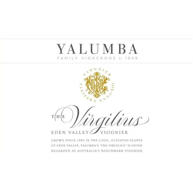 Yalumba The Virgilius Viognier 2010 [96pts JH]