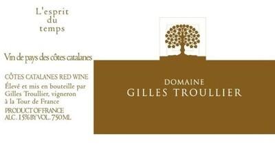 Domaine Gilles Troullier l'Imprevue 2013