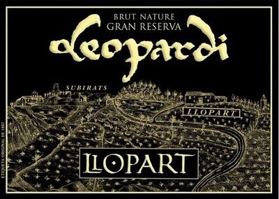 Llopart Leopardi Gran Reserva Brut Nature Cava 2011 *SALE*
