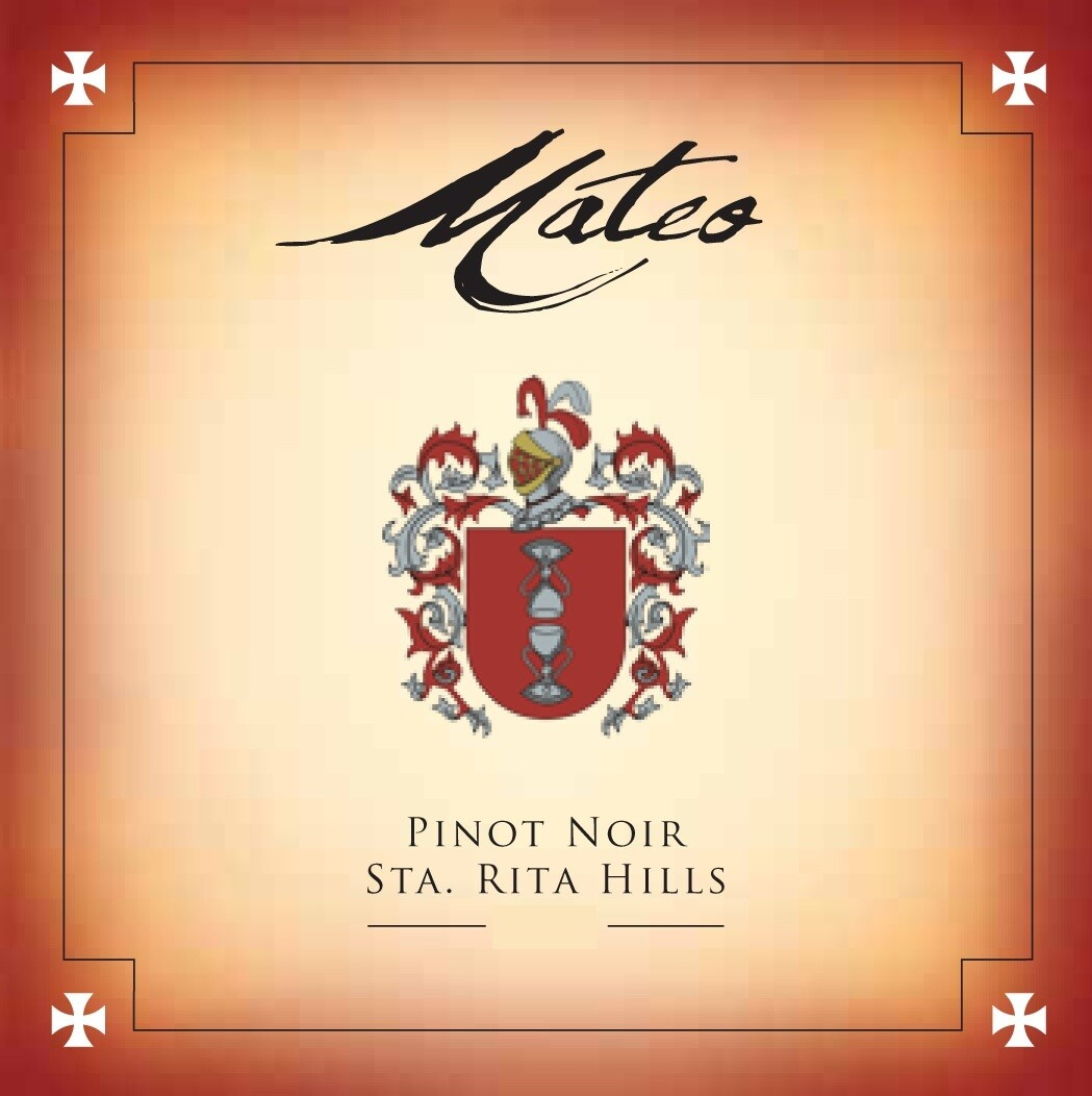 Loring Pinot Noir Mateo Santa Rita Hills 2013