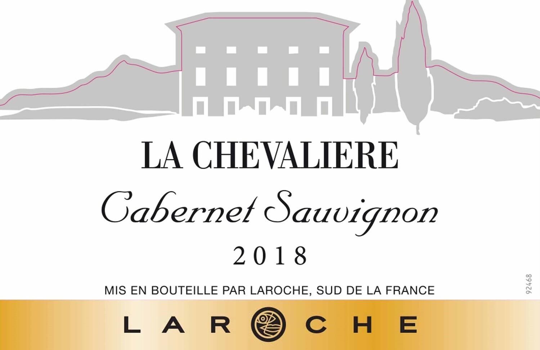 Laroche Cabernet Sauvignon de la Chevalier 2018 *SALE*