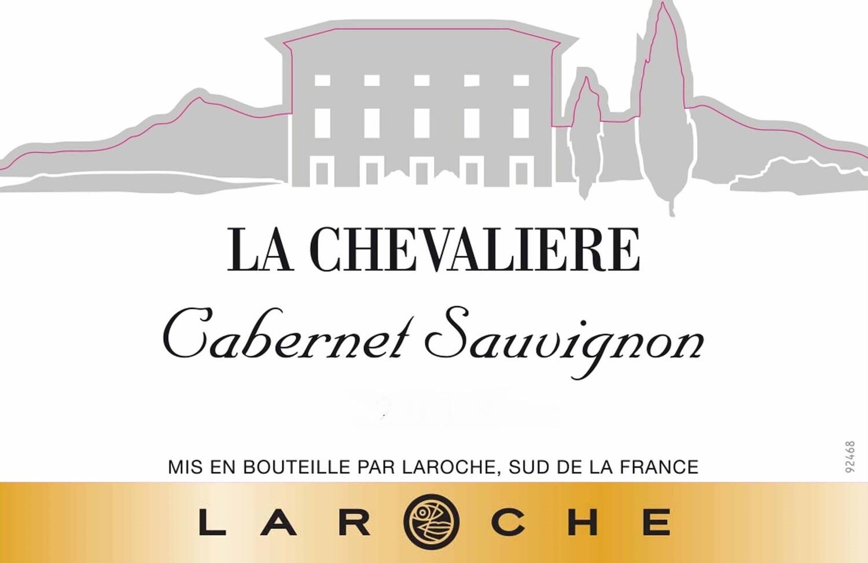 Laroche Cabernet Sauvignon de la Chevalier 2015 *SALE*