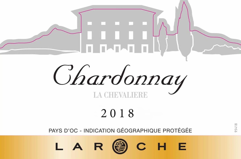 Laroche Chardonnay de la Chevalier 2018 *SALE*