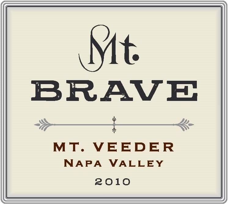 Mt Brave Malbec Napa Valley 2010