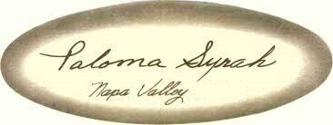 Paloma Syrah 2000