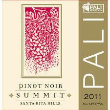 Pali Wine Co. Pinot Noir Summit 2011