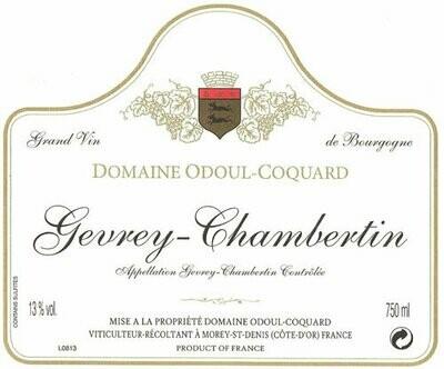 Odoul-Coquard Gevrey Chambertin 2014