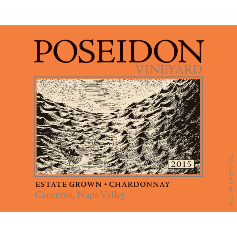Poseidon Estate Chardonnay 2015