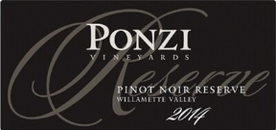 Ponzi Pinot Noir Reserve 2014 [96pts WE]