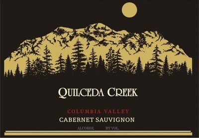 Quilceda Creek Cabernet Sauvignon 2011 [96pts WA]