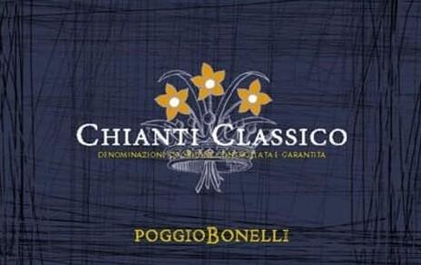 Poggio Bonelli Chianti Classico 2011