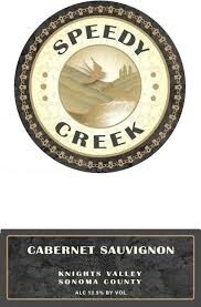 Speedy Creek Cabernet Sauvignon 2009