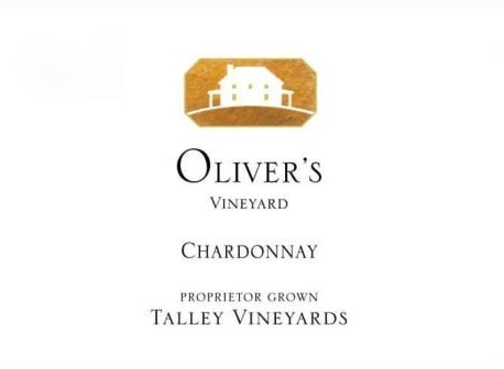 Talley Chardonnay Oliver's Vineyard 2015 [95pts WE]
