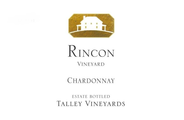 Talley Chardonnay Rincon Vineyard 2015