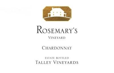 Talley Chardonnay Rosemary Vineyard 2015