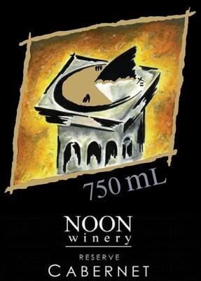 Noon Reserve Cabernet Sauvignon 2004 [95pts WA]