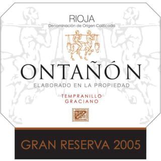 Ontanon Gran Reserva 2005