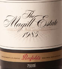Penfolds The Magill Estate 1985