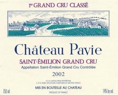 Pavie 2002