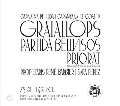 Partida Bellvisos Gratallops 2010