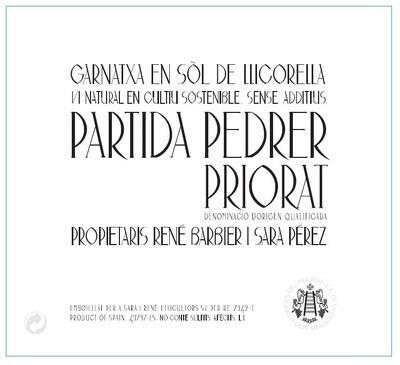 Partida Pedrer 2014