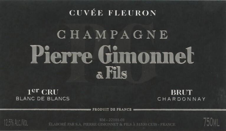 Pierre Gimonnet Fleuron 2010 (MAG)