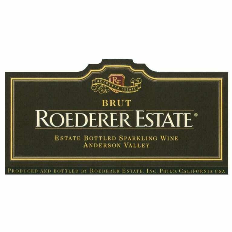 Roederer Estate Anderson Valley Brut