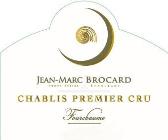 Jean-Marc Brocard Chablis Fourchaume 2013