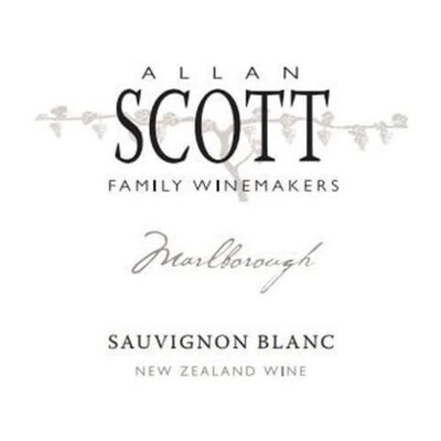Allan Scott Sauvignon Blanc 2019